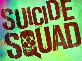 Suicide Squad movie logo