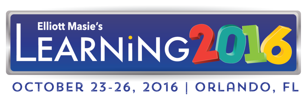 Learning 2016 event logo