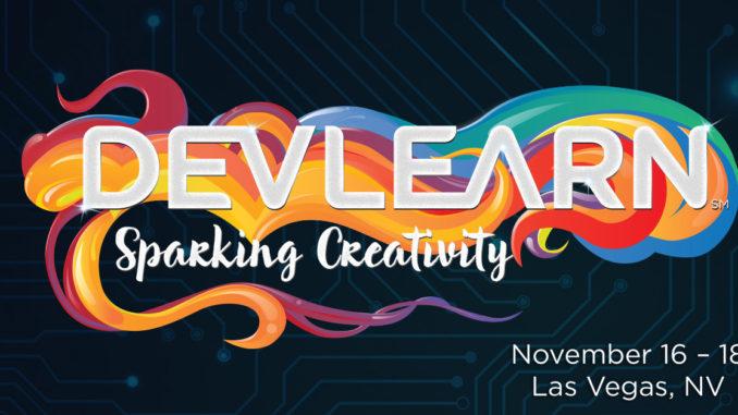 DevLearn 2016 Banner