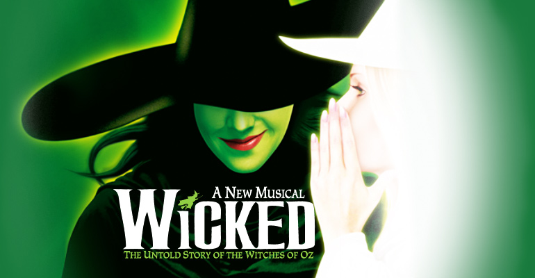Wicked Musical Poster