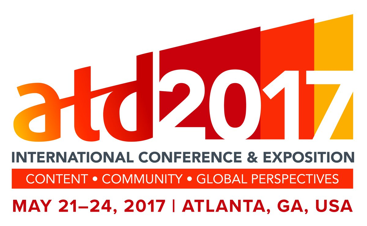 ATD 2017 conference logo