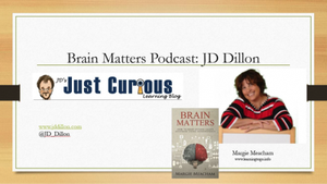 Brain Matters Podcast logo