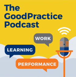 GoodPractice Podcast logo