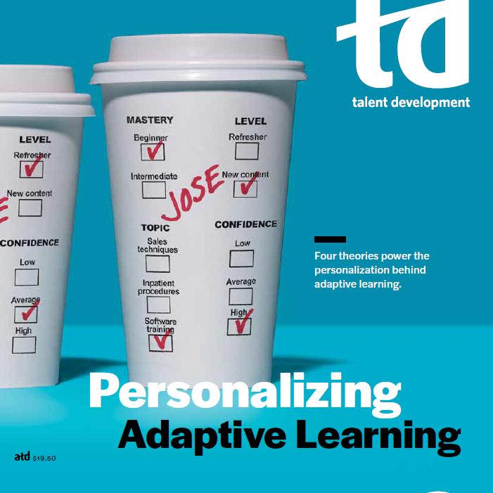 TD Magazine - January 2018 Cover
