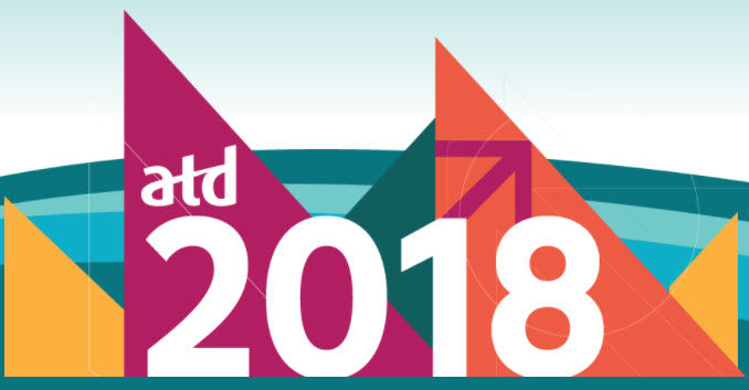 ATD 2018 conference logo