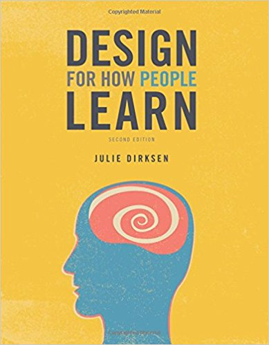 Book cover - Design for How People Learn