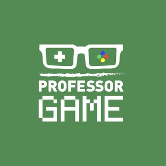 Professor Game Podcast Logo
