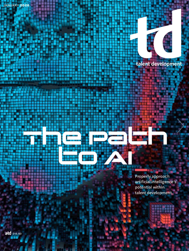 TD Magazine Cover - January 2020