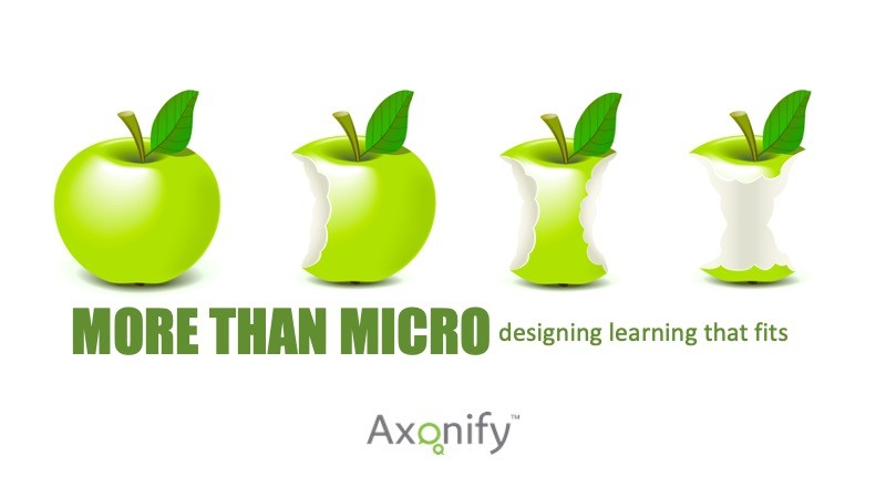 More Than Micro: Designing Learning That Fits