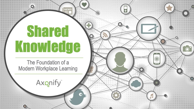 Shared Knowledge: The Foundation of Modern Workplace Learning
